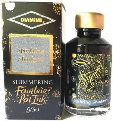 Diamine SHIMMER INK SPARKLING SHADOWS 50ML Ink Bottle