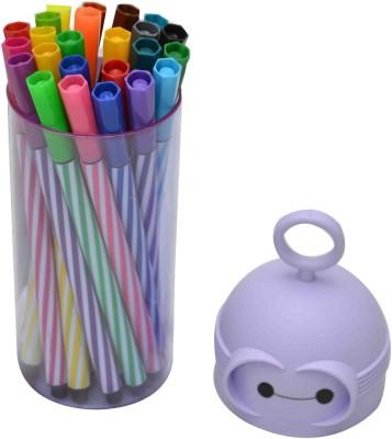 Happy Kid Minnion Multi-function Pen(Pack of 24, MulticolourHAP)