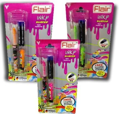 Flair Inky Surfer Fountain Pen