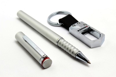 SRPC OMUDA HOOK KEYCHAIN AND ROTRING ESPRIT ROYAL Roller Ball Pen