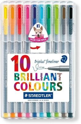Staedtler Triplus Tip Desktop Fineliner Pen