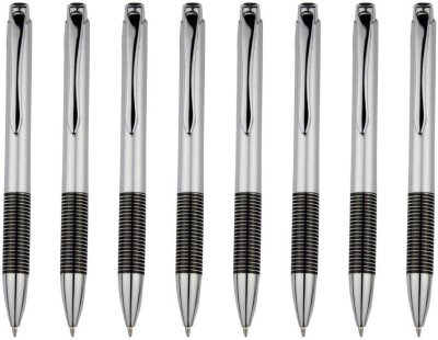 PeepalComm Classic Black Roller Ball Pen