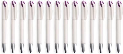 PeepalComm Classic Purple Roller Ball Pen