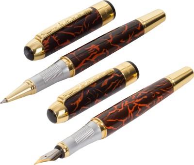 Auteur Auteur Jinhao 250 Heavy Flame of Fire Fountain Pen