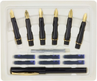 Neo Gold Leaf Pen Set Calligraphy