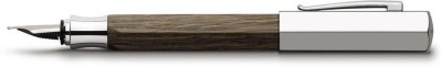 Faber-Castell Ondoro Smoked Oak Fountain Pen