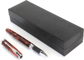 SRPC JINHAO LUXURY BROWN MARBLE GIFT COLLECTION Roller Ball Pen