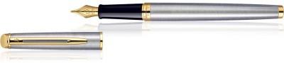Waterman Hemisphere Stainless Steel GT Fountain Pen