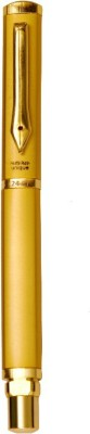 Hayman Picasso Parri 24 CT Gold Plated Triangle Roller Ball Pen