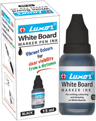 Luxor White Board Marker (Set of 10) Marker Ink