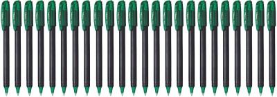 Pentel Energel Gel Pen(Pack of 24, Green)