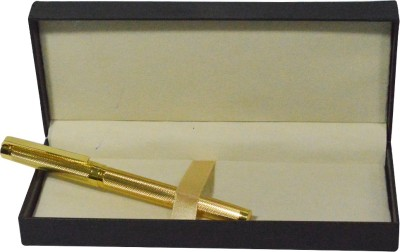 Bird In Blue Limited Edition Gold Foiled Ball Pen