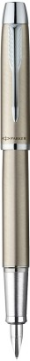 Parker IM Brushed Metal CT Fountain Pen