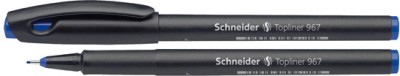 Schneider Topliner 967 (Set of 10) Fineliner Pen