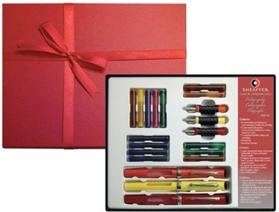 Sheaffer Classic Pen Gift Set(Brown)