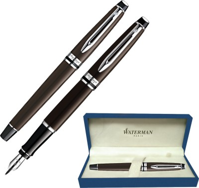 Waterman Expert Deep Brown CT Fountain Pen