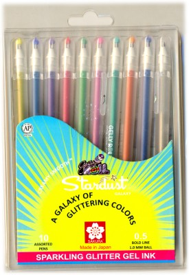 Sakura Gelly Roll Stardust Gel Pen