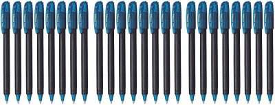 Pentel Energel Gel Pen(Pack of 24, Sky Blue)
