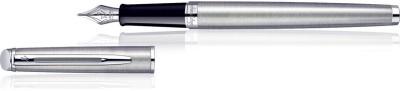 Waterman Hemisphere Stainless Steel CT Fountain Pen