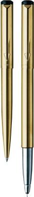 Parker Vector Gold GT (RB) Pen Gift Set