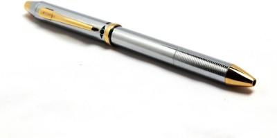 SRPC FELLOWSHIP EXECUTIVE SILVER TWIN Multi-function Pen