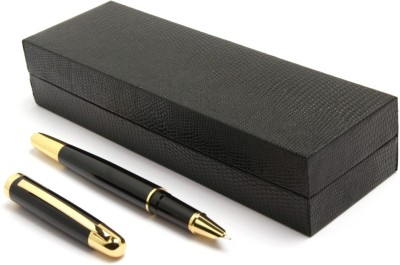 SRPC 1122 EXCEPTION SLIM LACQUE BLACK GT Fountain Pen