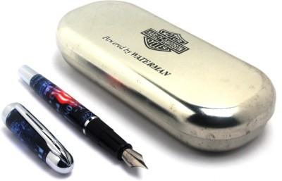 SRPC Waterman Harely Davidson Freewheel Designer Fountain Pen