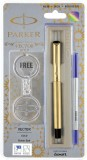 Parker Vector Gold CT Roller Ball Pen wi...