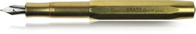 Kaweco Brass Sport Fountain Pen (Medium Nib) Fountain Pen