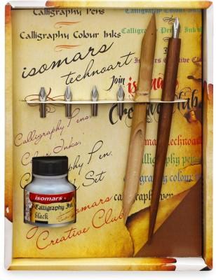 Isomars Drawing Calligraphy
