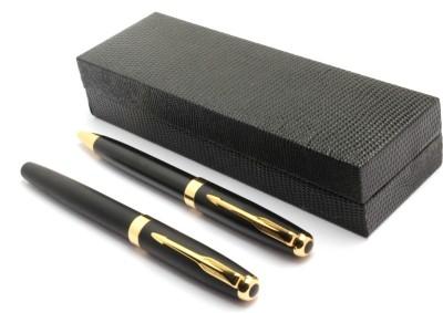 SRPC ICONIC ARROW CLIP EXECUTIVE ROLLERBALL & BALLPOINT Pen Gift Set