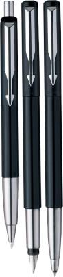 Parker Vector Standard Triple CT Pen Gift Set