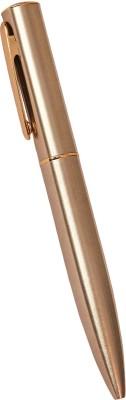 Eternal Gandhi Silver Body with Ahinsa Ball Pen