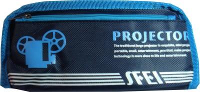 Xiao zhi xiong Sfei Projector Art Cloth Pencil Box