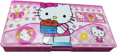MVEshoppers SPECIAL-061 SPECIAL BIG KITTY Art PLASTIC Pencil Box