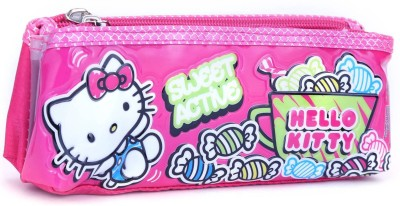 Hello Kitty Hello Kitty Graphic Art Plastic Pencil Box