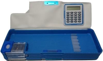 49% OFF on Highlight Calculator Blue Art Plastic Pencil ...