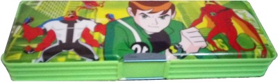 MVEshoppers special with LED lamp ben 10 art Art plastic Pencil Box
