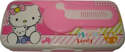 SSD Hello Kitty Art Plastic Pencil Box