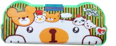 Westoindie Smile Designer Art Plastic Pencil Box