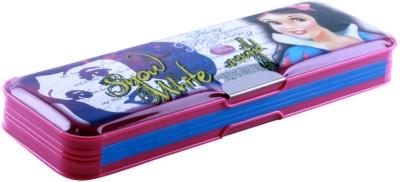 HM International Snow White Cartoon Art Plastic Pencil Box