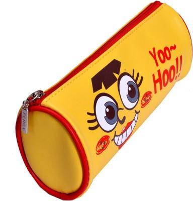 Enwraps Yoo Hoo Cartoons Art PU Pencil Box