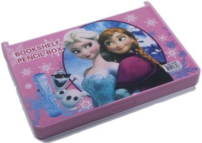 SILTASON SHAKTI PENCIL BOX CARTOON Art PLASTIC Pencil Box(Set of 1, Pink)