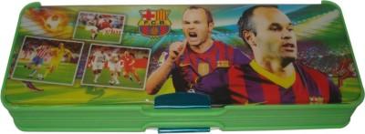 SSD Andres Football Art Plastic Pencil Box