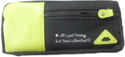 Aardee Neon Net Design Art Thick fabric Pencil Box