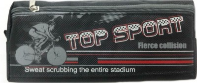 Aardee Top Sport Design Art Thick fabric Pencil Box