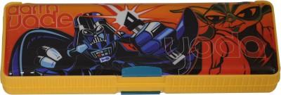 Disney STAR WARS Cartoon Art Plastic Pencil Box