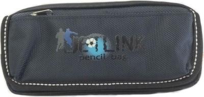 Aardee Jetlink Design Art Thick Fabric Pencil Box