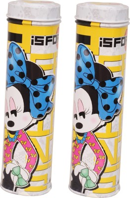 Disney Minnie Cartoon Art Metal Pencil Boxes