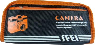 Xiao zhi xiong Sfei Camera Art Cloth Pencil Box